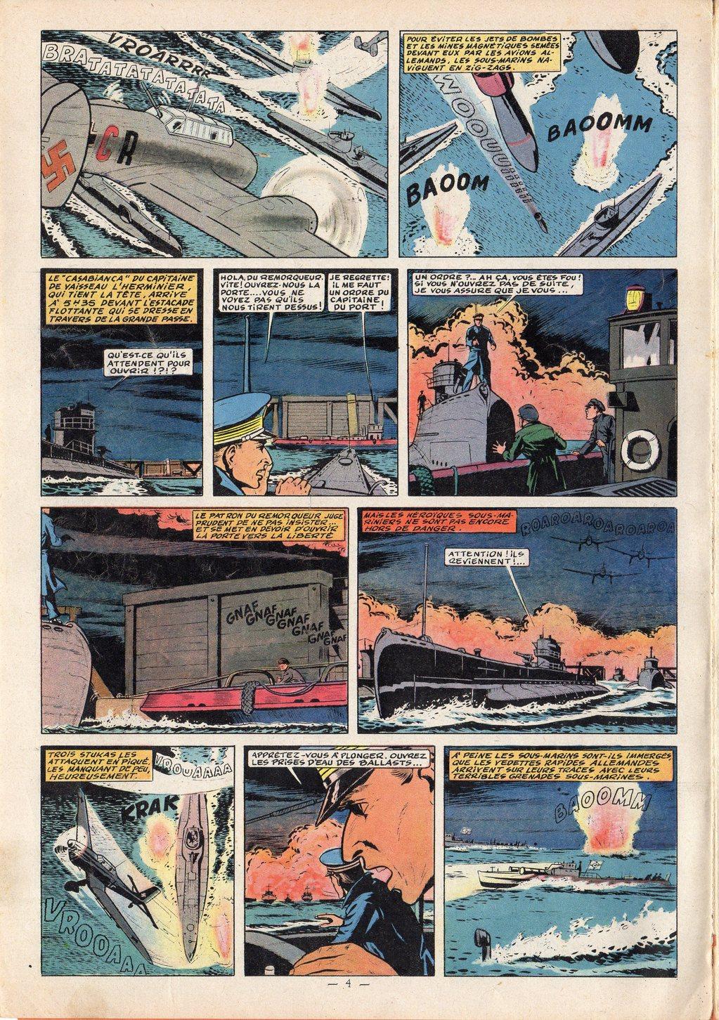 Le calvaire de la flotte de Toulon (3)