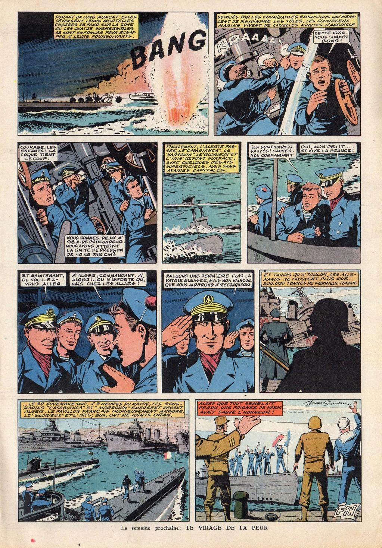 Le calvaire de la flotte de Toulon (4)