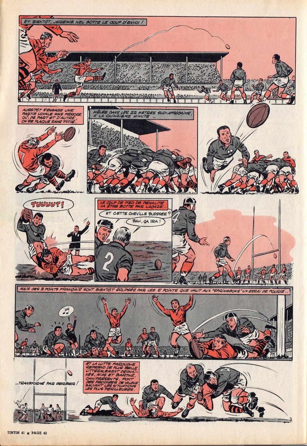 Le grand combat du XV de France (3)