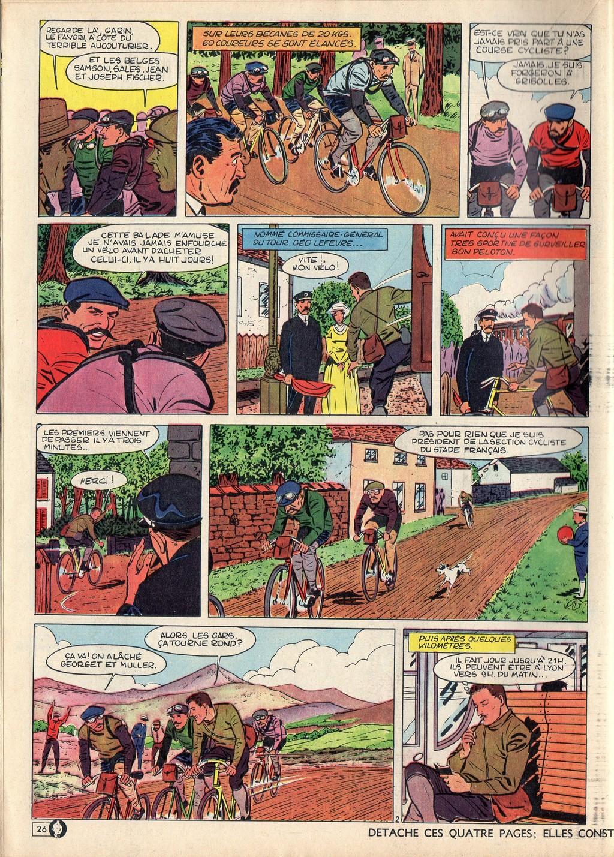 Le premier Tour de France (2)