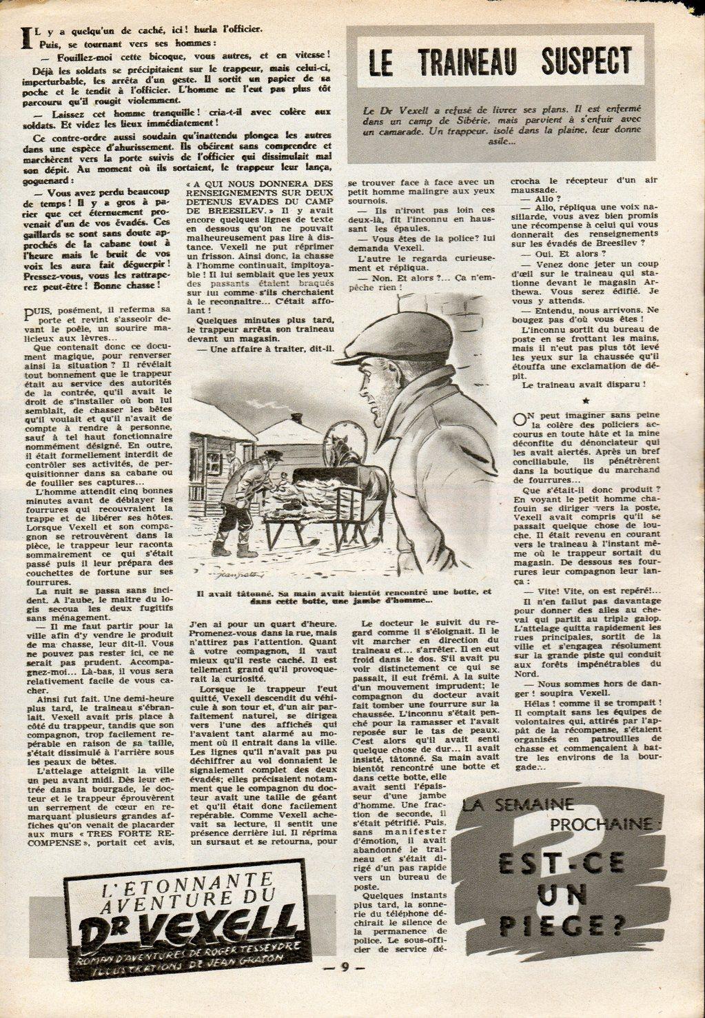 Jean Graton - Tintin 1954 - Dr Vexell (37)