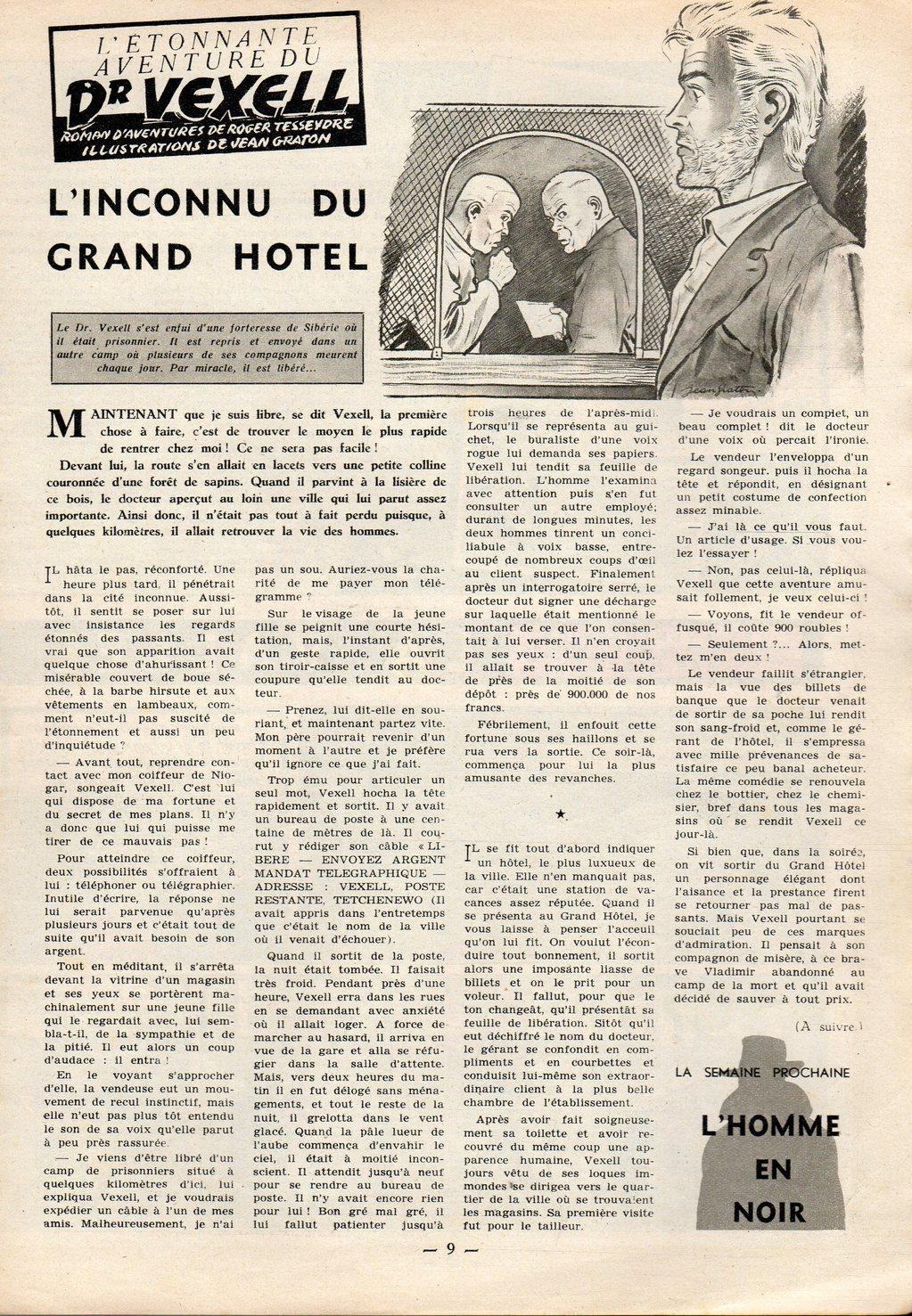 Jean Graton - Tintin 1954 - Dr Vexell (39)