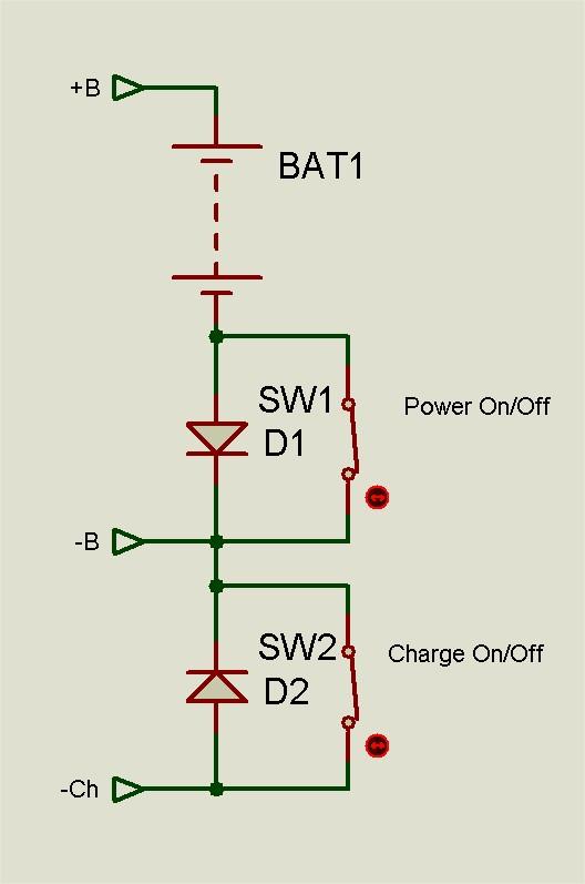 Pourquoi il ne faut pas mettre en dérivation complète deux batteries 19052109582712779416246431