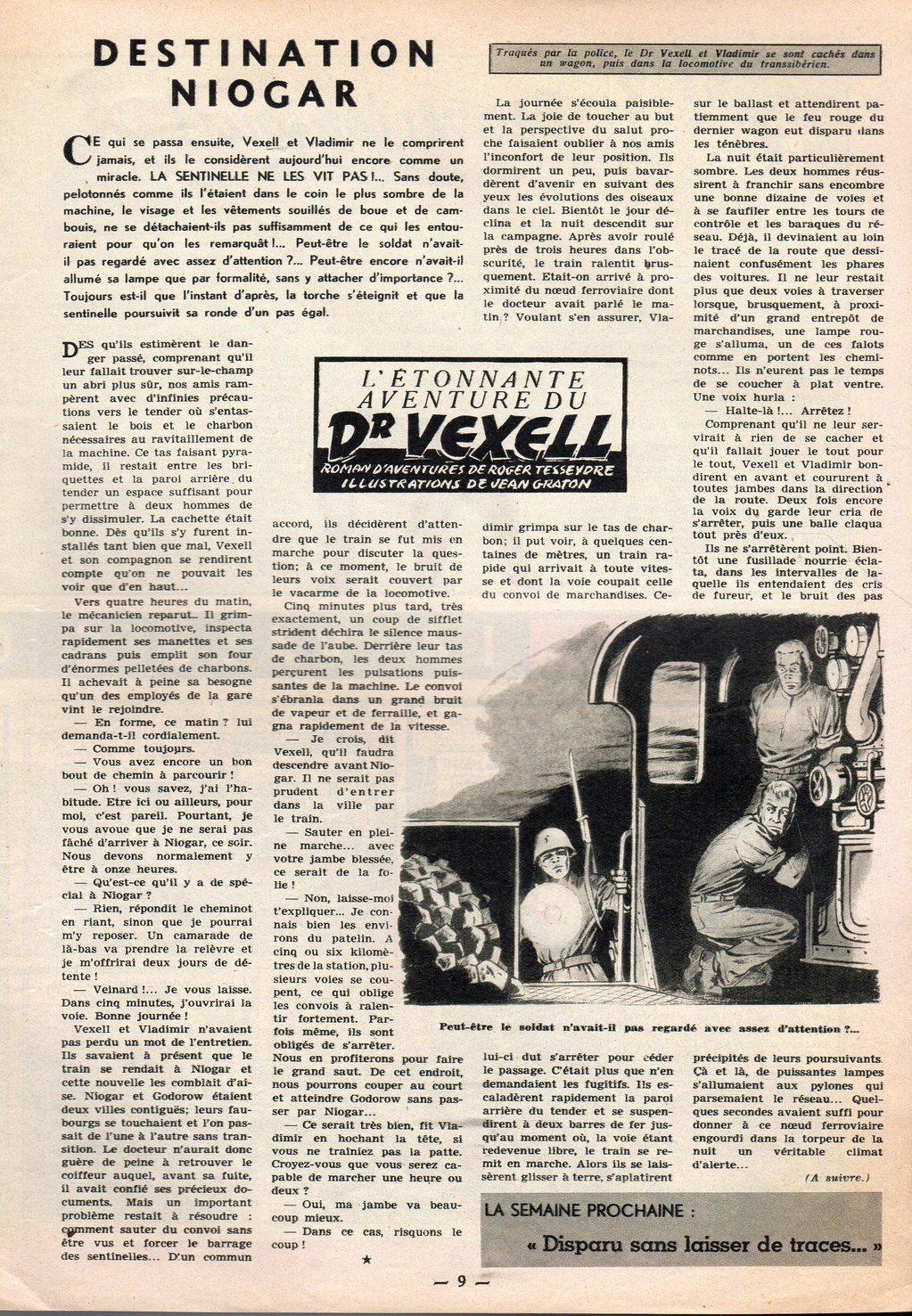 Jean Graton - Tintin 1954 - Dr Vexell (45)