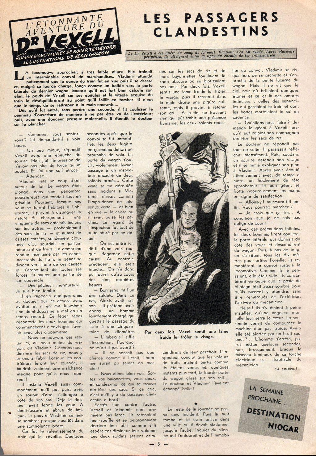 Jean Graton - Tintin 1954 - Dr Vexell (44)