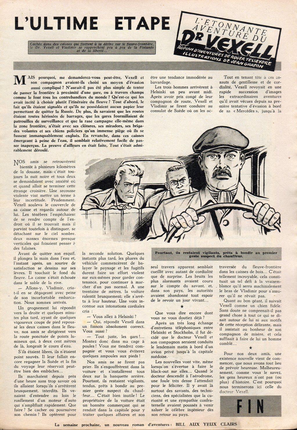 Jean Graton - Tintin 1954 - Dr Vexell (49)