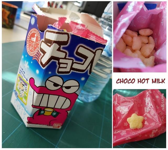 choco hot milk