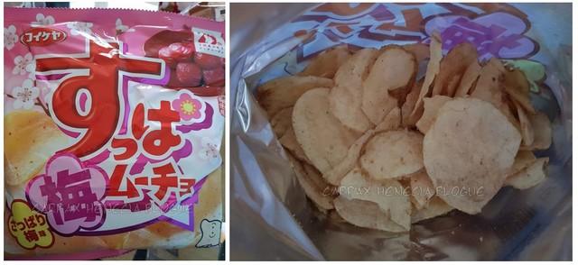chips sappari ume