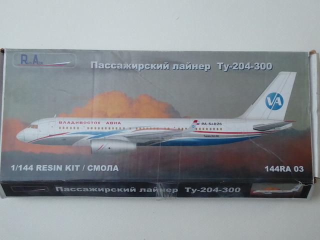 Tupolev TU 204-300 1905240818239175516249222