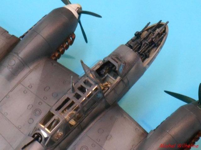 MESSERSCHMITT BF 110 E    kit Eduard 1/72. 1906090903575625616266756