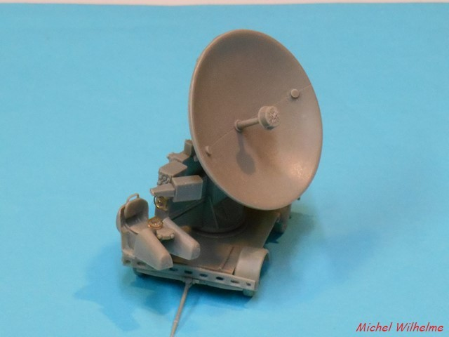 Radar FUSE 620 WÜRZBURG             kit Hauler 1/72 1906100752135625616267895