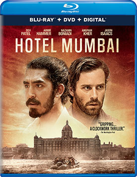 Hotel Mumbai (2018) 1080p BluRay x265 HEVC 10bit AAC 5.1 - Natty