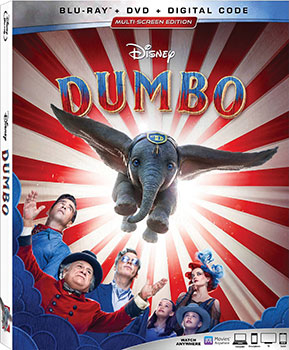 Dumbo (2019) 1080p BluRay x265 HEVC 10bit AAC 7.1 - Tigole