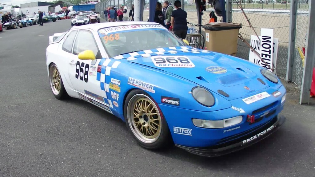 [968 TURBO] Une 968 turbo Rs replica pour courrir - Page 11 1906181130126452916277706