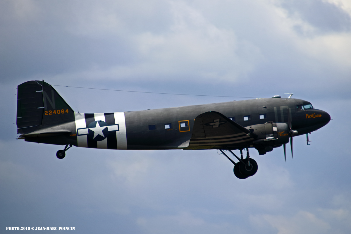 C-47 N74589_Caen_Photo.2019©J-M POINCIN_4712mr
