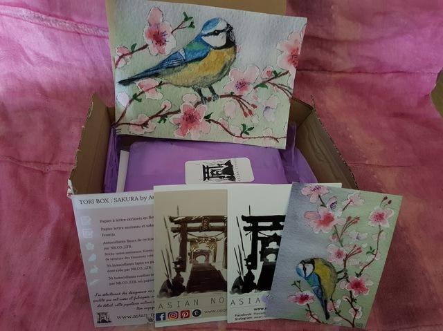 tori box sakura
