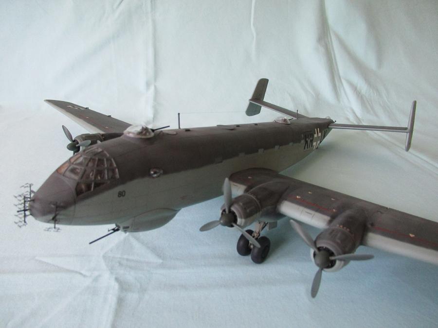 Junkers Ju-290 A-5 Revell 1/72ème 19062705355423822516289612