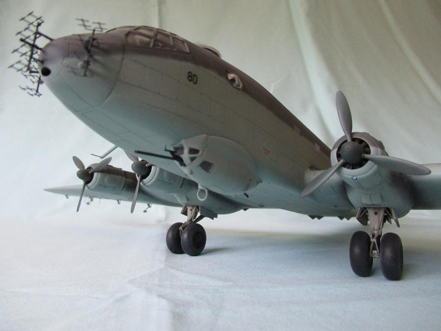 Junkers Ju-290 A-5 Revell 1/72ème 19062705355423822516289613
