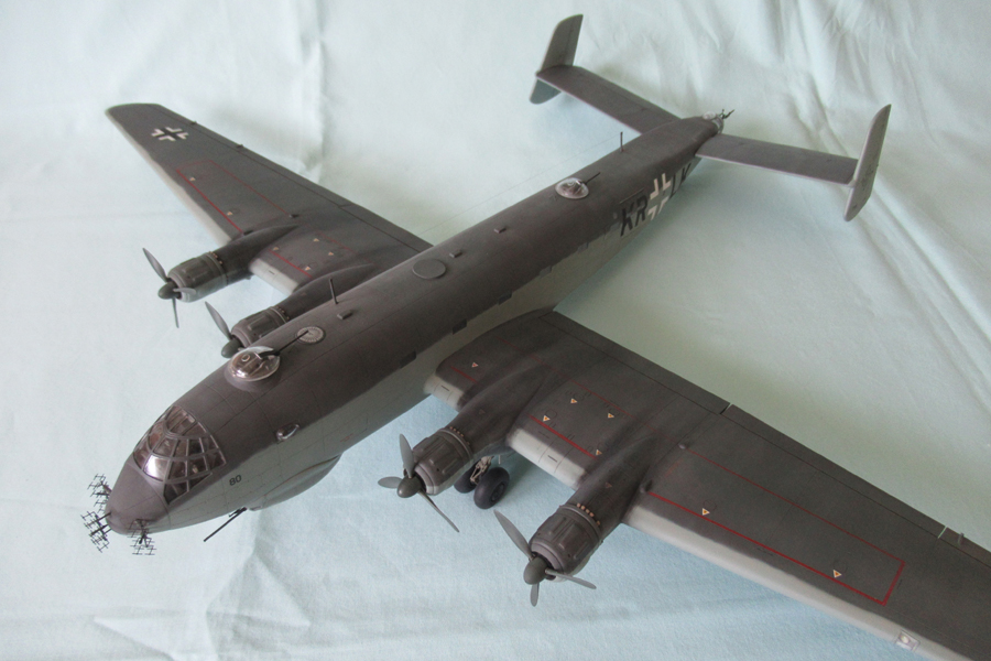Junkers Ju-290 A-5 Revell 1/72ème 19062705360823822516289616