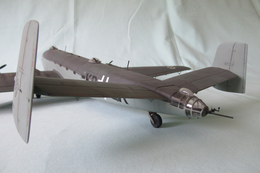 Junkers Ju-290 A-5 Revell 1/72ème 19062705361023822516289617