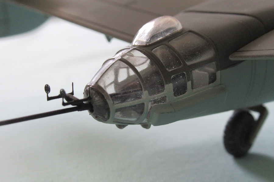 Junkers Ju-290 A-5 Revell 1/72ème 19062705361723822516289618