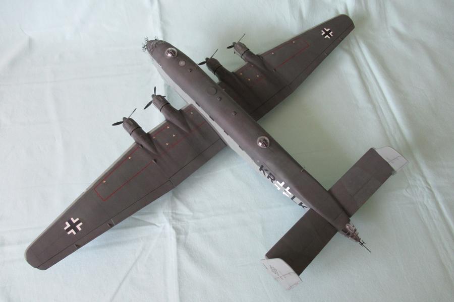 Junkers Ju-290 A-5 Revell 1/72ème 19062705361723822516289619