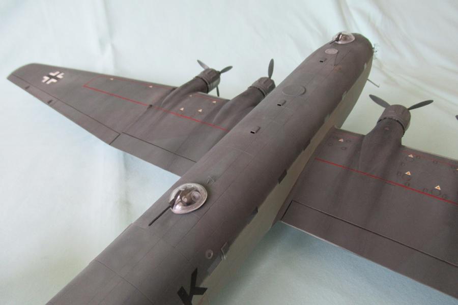 Junkers Ju-290 A-5 Revell 1/72ème 19062705362523822516289621