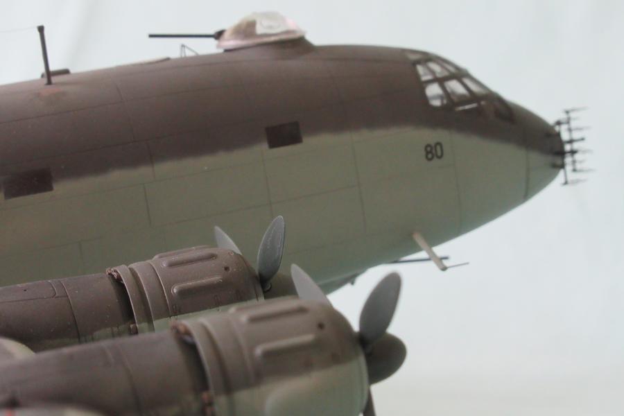 Junkers Ju-290 A-5 Revell 1/72ème 19062705363023822516289622