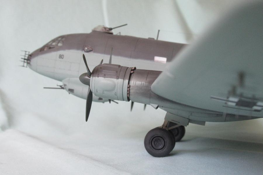 Junkers Ju-290 A-5 Revell 1/72ème 19062705364223822516289625