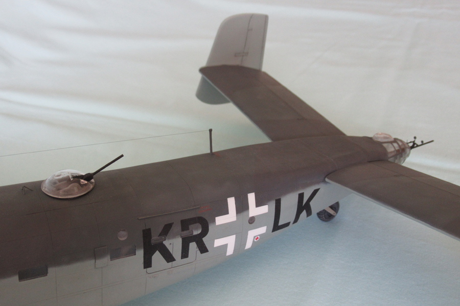 Junkers Ju-290 A-5 Revell 1/72ème 19062705364323822516289626