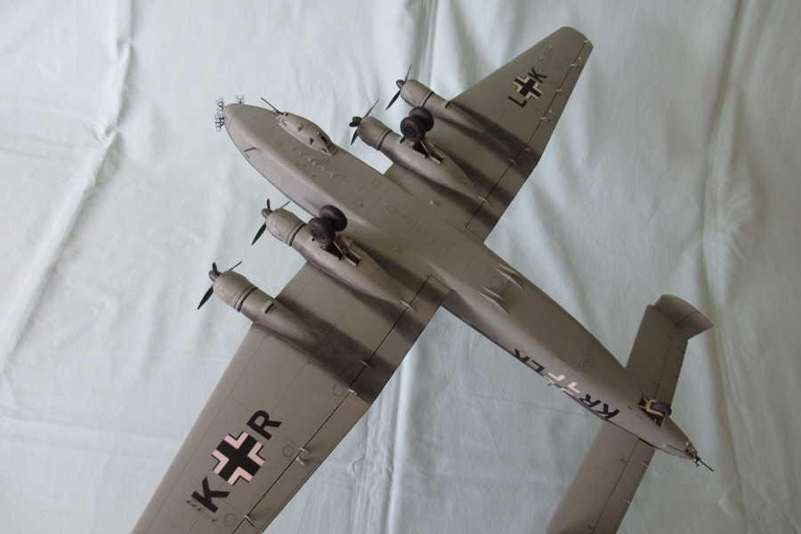 Junkers Ju-290 A-5 Revell 1/72ème 19062705364623822516289627