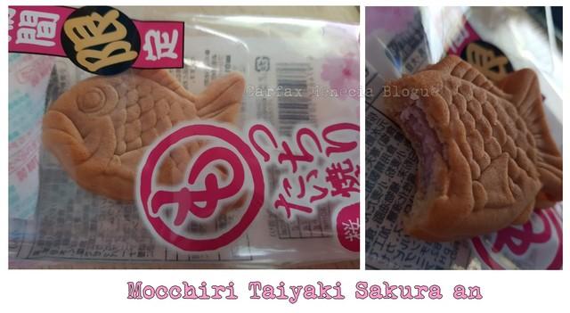 Mocchiri Taiyaki Sakura an