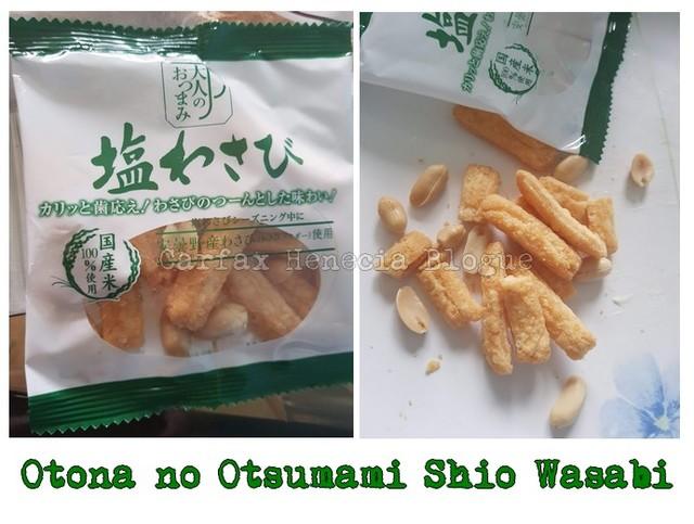 Otona no Otsumami Shio Wasabi