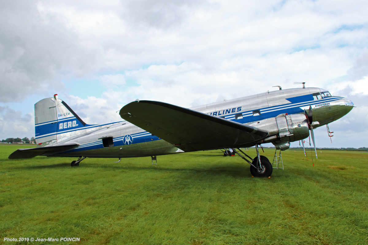 DC-3-C-53C OH-LCH_Caen_Photo.2019©J-M POINCIN_4594mr