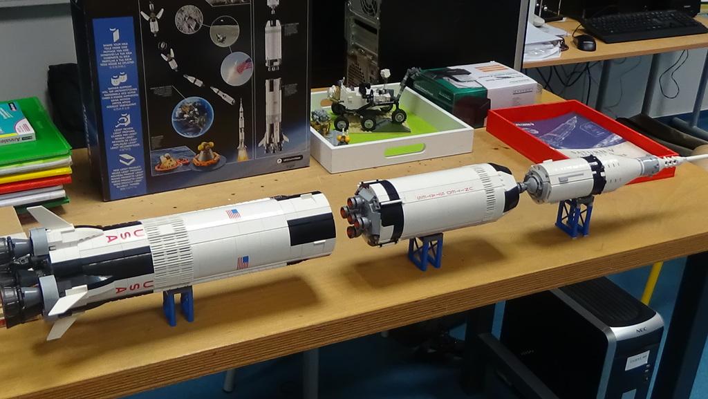 Montage de la fusée Saturn V pour le vol Apollo 11 - Page 3 19071103142423134916308181