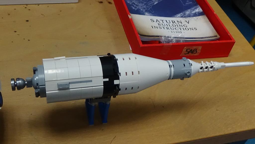 Montage de la fusée Saturn V pour le vol Apollo 11 - Page 3 19071103151023134916308182