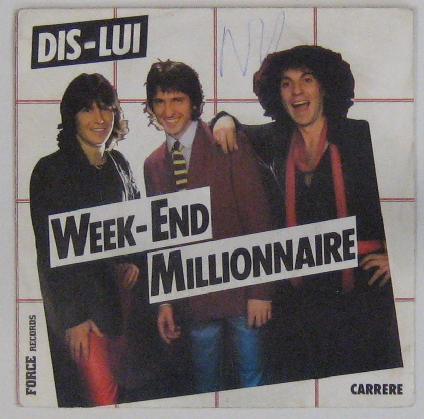 Week End Millionnaire Dis-lui