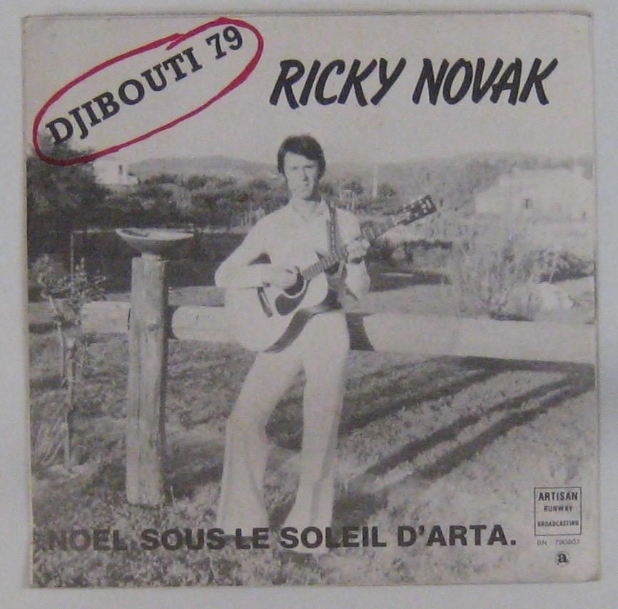 Bagnol Guy/Novak Ricky Djiboutien ou presque/Noel sous le soleil d'Arta