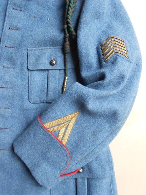 les sous officiers d'artillerie: maréchal des logis chef  19071904593616511216319887