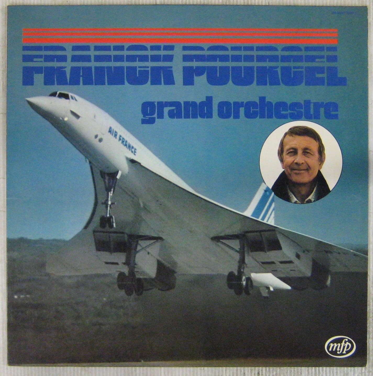 POURCEL FRANCK GRAND ORCHESTRE - Concorde - 33T