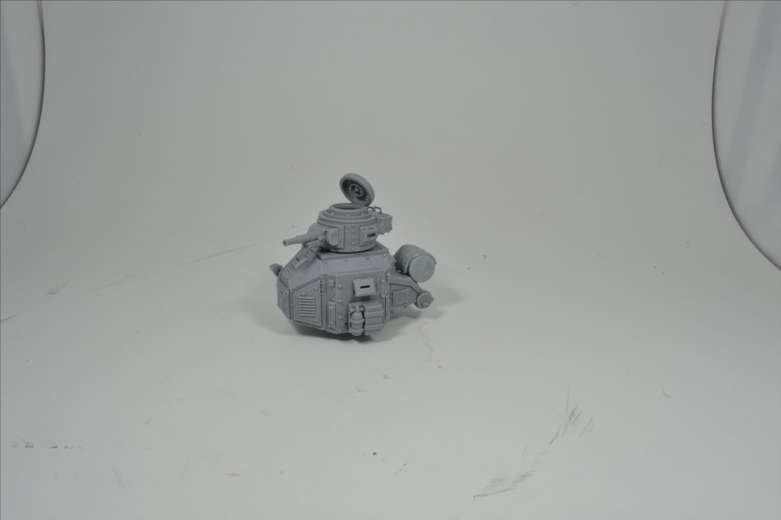 Marcheur  de combat (YUFAN MODEL) 1/48 19073106321222494216337696