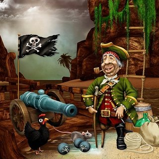 PIRATES OF TORTUGA - jeudi 8 aout / thursday august 8th 19080902013719599816350011