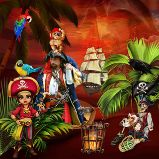 PIRATES OF TORTUGA - jeudi 8 aout / thursday august 8th 19080902014219599816350015