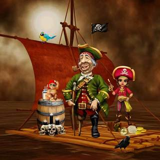 PIRATES OF TORTUGA - jeudi 8 aout / thursday august 8th 19080902014219599816350016