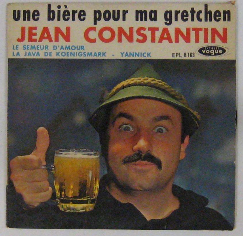 Constantin Jean Une bière pour la gretchen