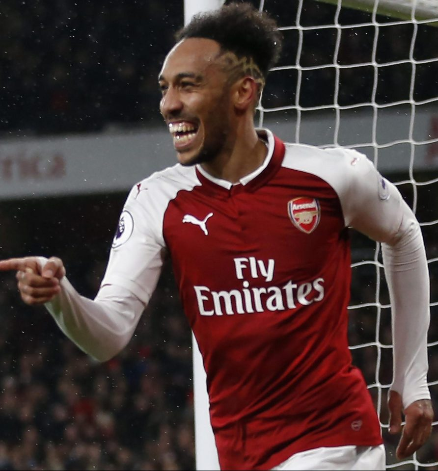 Pierre-Emeryck Aubameyang