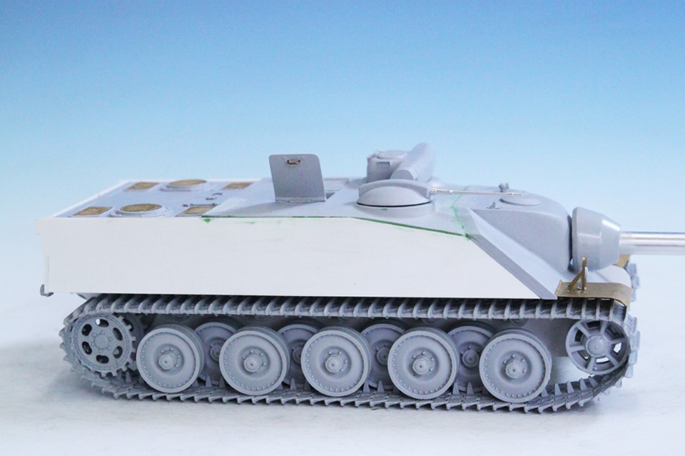 "BoldDivision. AMX 50 ""Foch"", 1/35e. 1908141154069210116357163"
