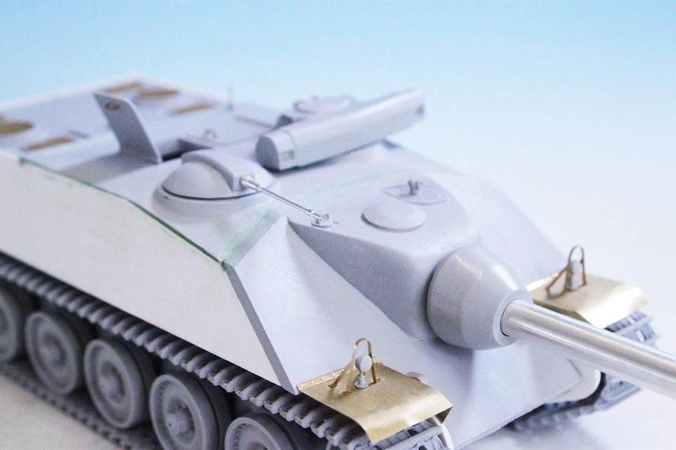 "BoldDivision. AMX 50 ""Foch"", 1/35e. 1908141154069210116357164"