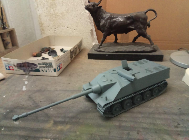 "BoldDivision. AMX 50 ""Foch"", 1/35e. 1908141207319210116357186"