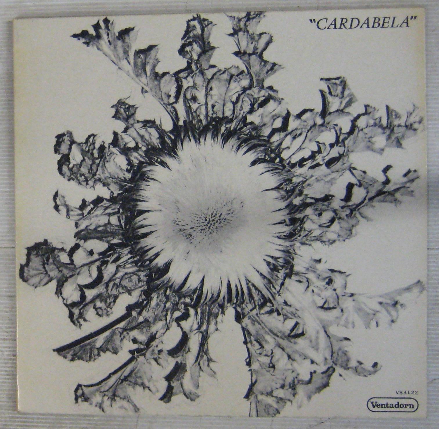 CARDABELA - Se canta - 33T Gatefold